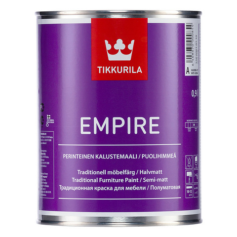 Kalustemaali Tikkurila Empire