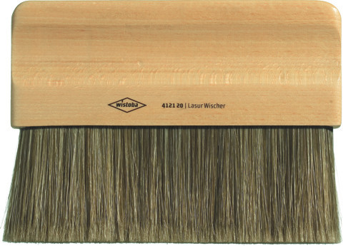 Glazing Brush 200 x 20 mm | Wistoba