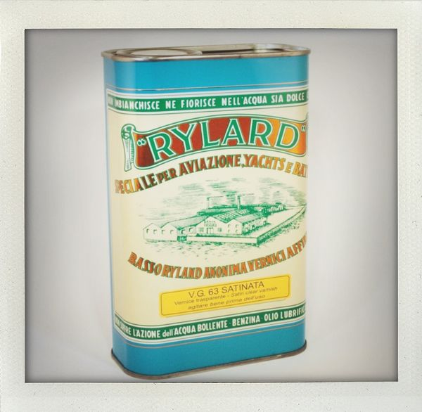 Rylard V.G.63 satin varnish 1 l